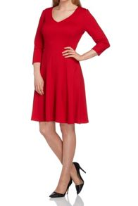 Roman Originals Jersey Skater Dress