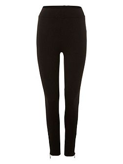Scuba Legging with Zip
