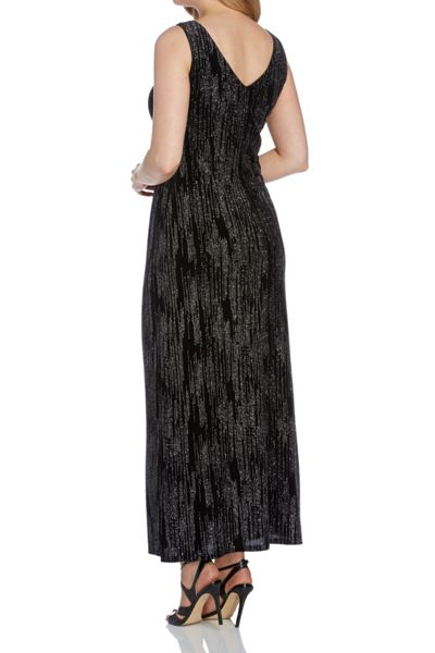 Roman Originals Maxi Shimmer Dress