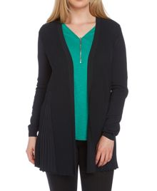 Roman Originals Rib Detail Cardigan