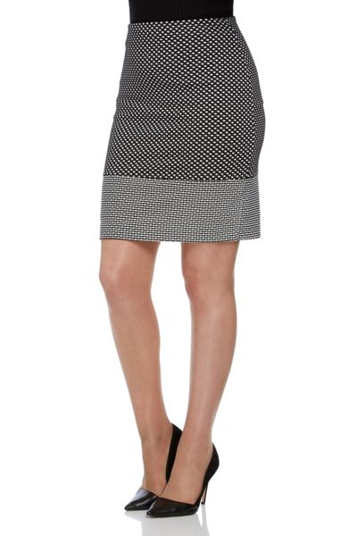 Roman Originals Contrast Hem Skirt