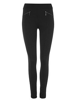 Scuba Zip Legging