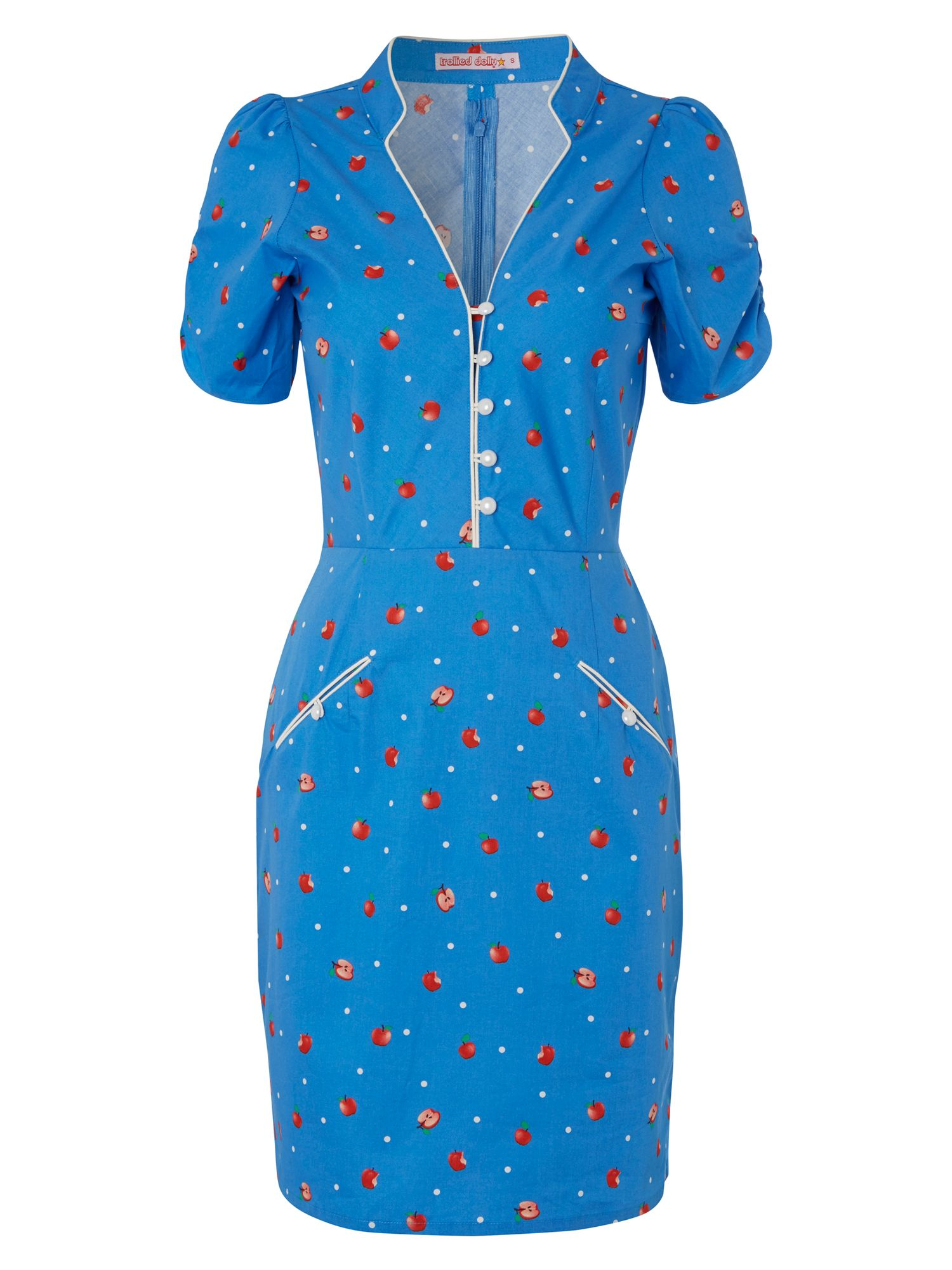 Fanciful Forties Dress