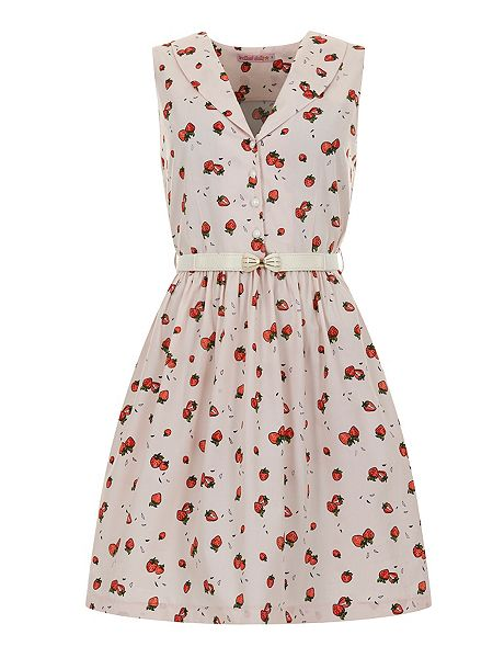 Sing For Your Summer Dress £55 by Trollied Dolly