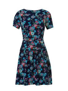 Trollied Dolly Drop Dead Gorgeous Dress