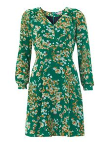Trollied Dolly Super Swingy 70s Dress