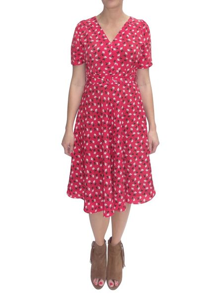 Trollied Dolly Wrap Up Dress