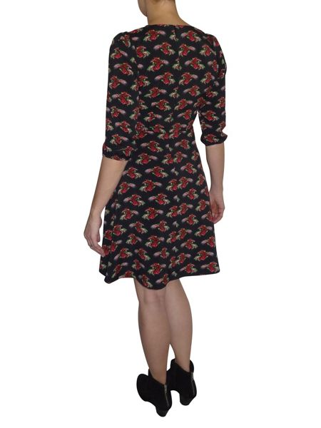 Trollied Dolly Lace for Life Dress