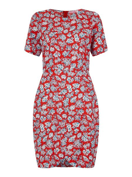 Trollied Dolly Flick Up Dress