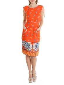 Trollied Dolly Don`t Tie Me Down Dress