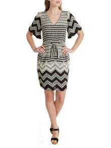 Trollied Dolly Kool Kaftan Dress