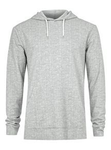 Topman Long sleeve fixed hem overhead.
