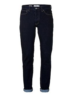 Raw Wash Slim Jeans