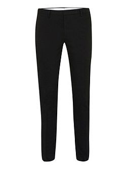 Cotton Twill Skinny Fit Trousers