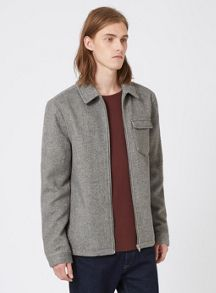 Topman Grey Shacket