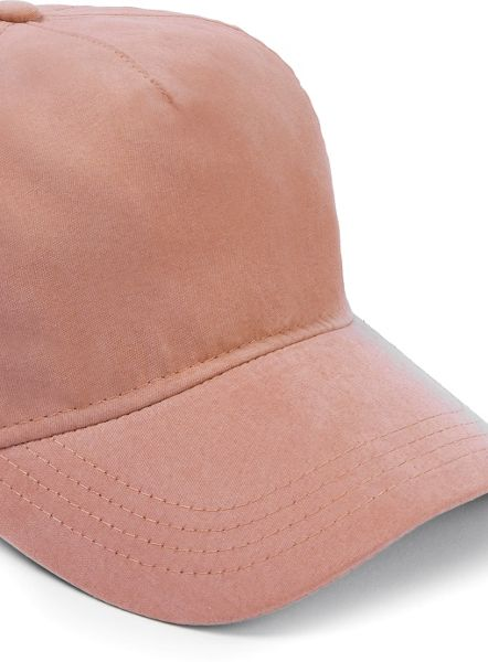 Topman Relaxed curved peak cap