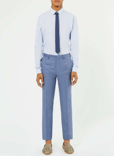 Topman Long sleeve shirt and tie set
