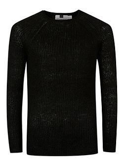 Grunge Slim Fit Jumper