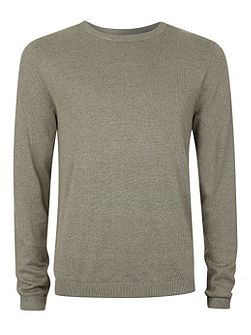 Twist Crew Neck Jumper