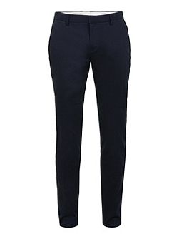 Stretch Twill Ultra Skinny Fit Trousers