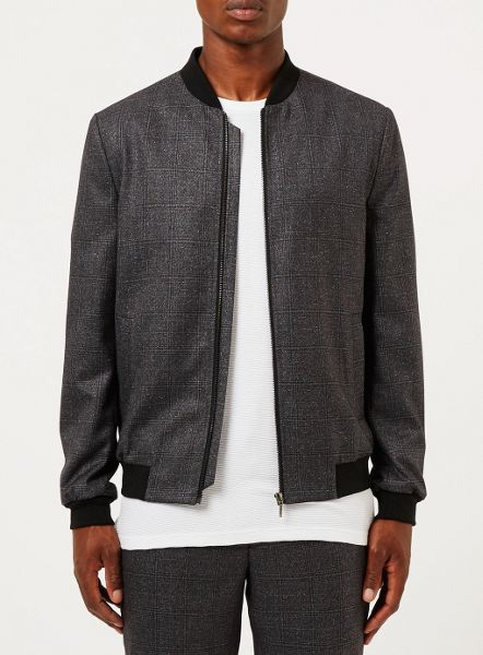 Topman Tailored Bomber