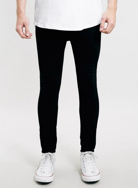 Topman Spray on skinny jeans