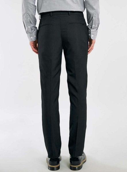 Topman Skinny Fit Smart Trousers