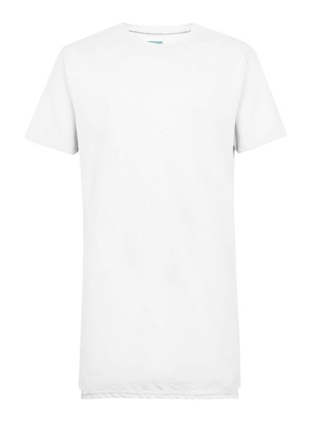 Topman Short sleeved long line t-shirt