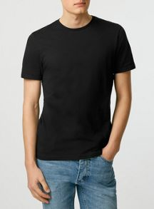 Topman Short sleeved slim crew