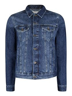 Indigo Wash Denim Jacket