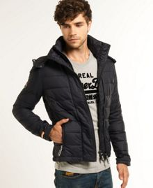 Fuji double zip jacket
