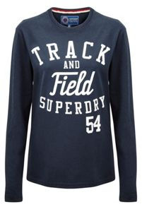 Superdry Trackster top