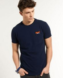 Embroidered Plain Crew Neck Regular Fit T-Shirt
