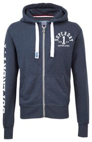 Superdry 1st div trackster hoodie