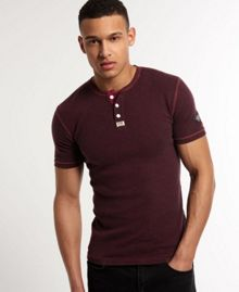 Superdry Heritage Plain Crew Neck Regular Fit T-Shirt