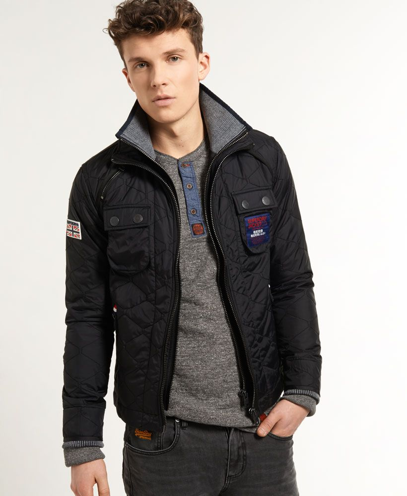 Superdry Jacket Size Guide Mens 82