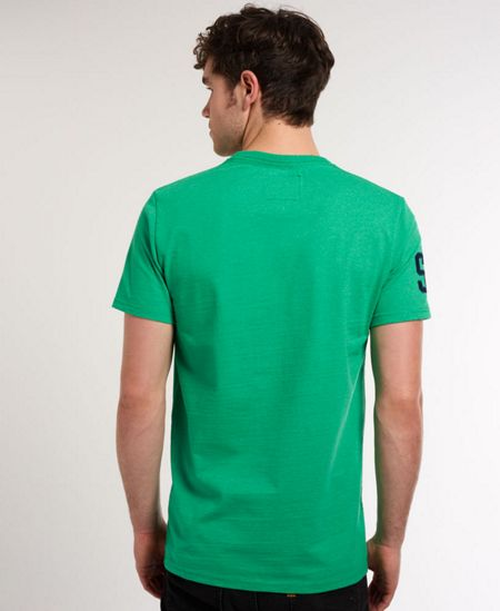 Superdry Dry State Plain Crew Neck Regular Fit T-Shirt