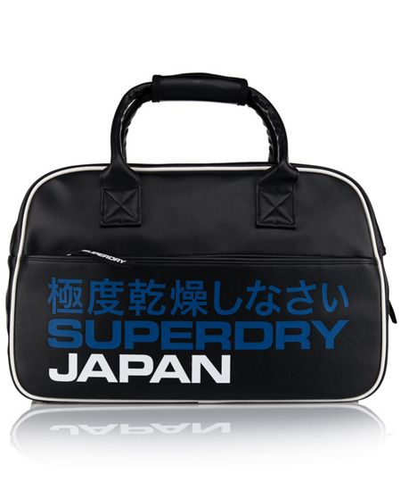 Superdry Technical Synthetic Tote Bag
