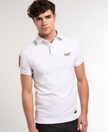 Pique Plain Regular Fit Polo Shirt