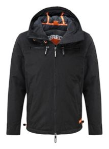Superdry Sports Attacker Casual Full Zip Windbreaker