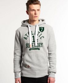 Athletics First Print Crew Neck Pull Over Overhea