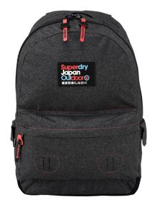Superdry Contrast Montana Synthetic Rucksack