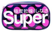 Superdry Polka neon bag