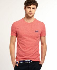 Grit Plain Crew Neck Regular Fit T-Shirt
