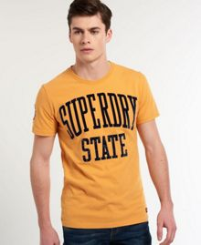 Dry State Plain Crew Neck Regular Fit T-Shirt