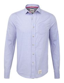 Superdry Laundered Plain Formal Shirt