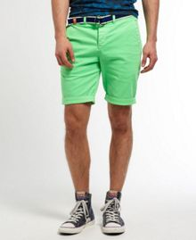International Cotton Shorts