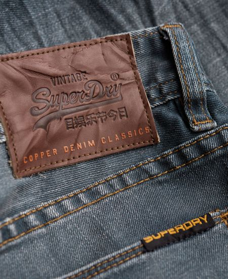 Superdry Officer Slim Shorts