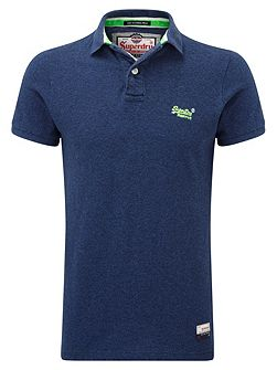 Classic Pique Plain Polo Regular Fit Polo Shirt