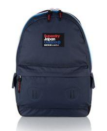 Superdry True Montana Synthetic Rucksack
